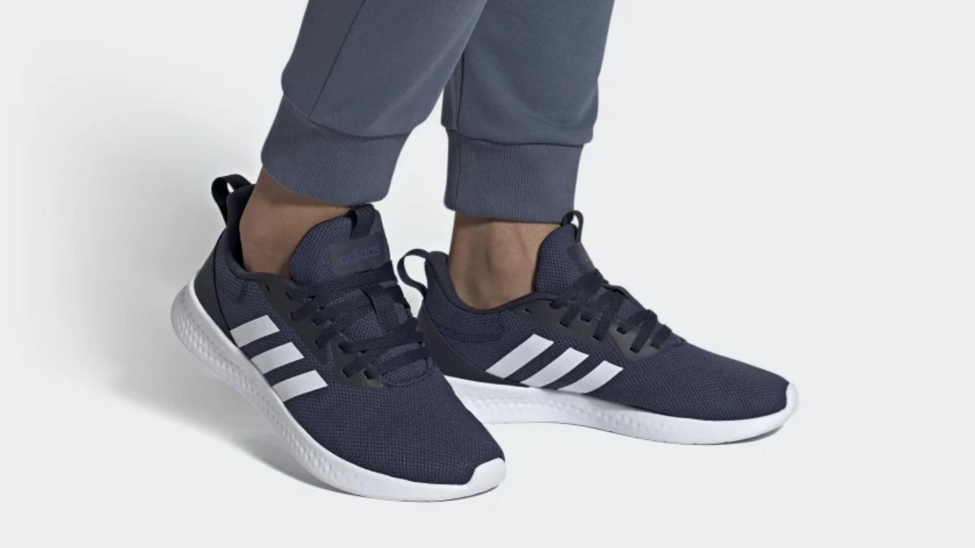 Adidas Puremotion é indicado para pisadas neutras e para quem está iniciando na prática da corrida (Imagem: Divulgação/Adidas)