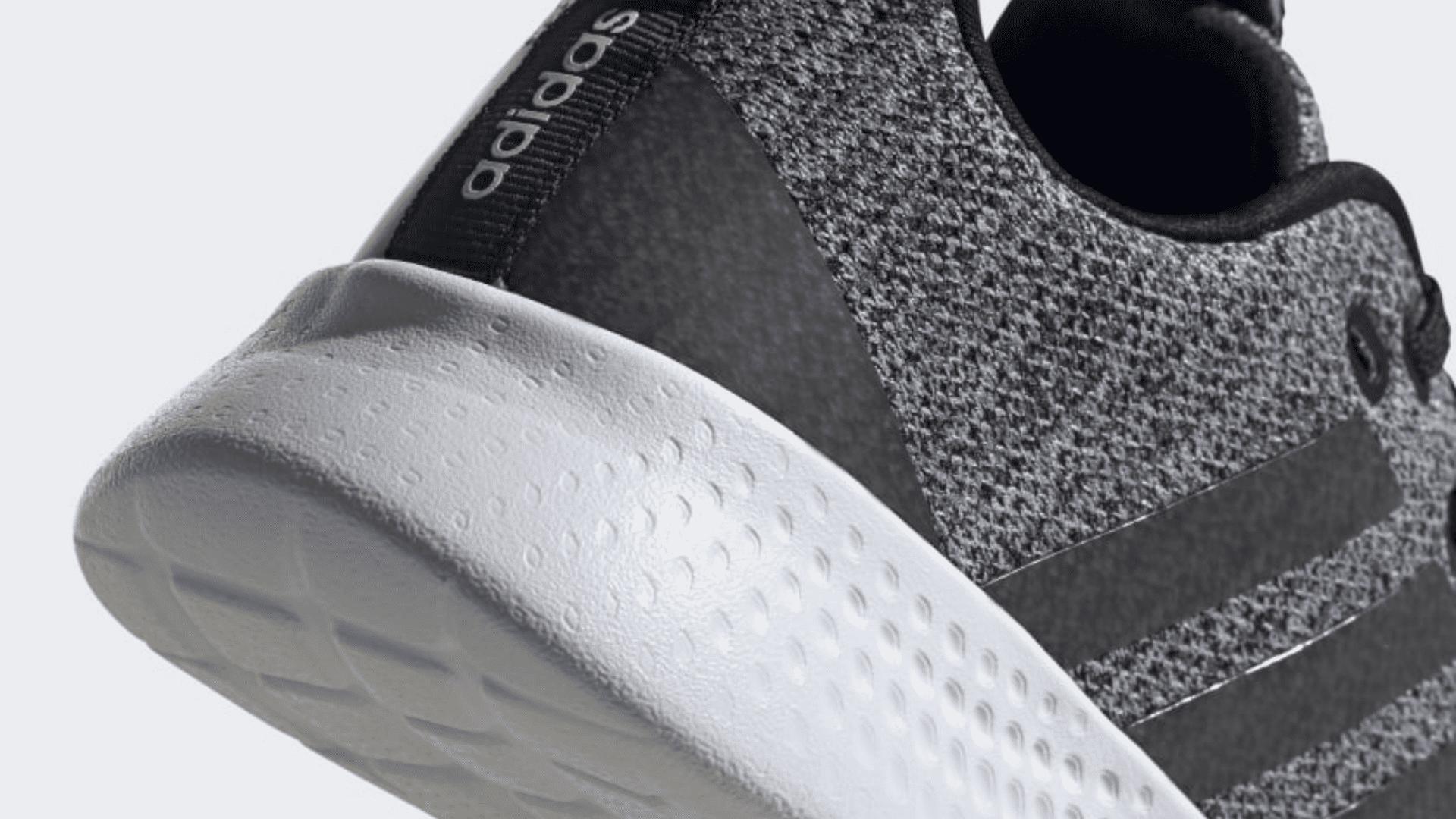 Adidas Puremotion conta com entressola com amortecimento em Cloudfoam (Imagem: Divulgação/Adidas)