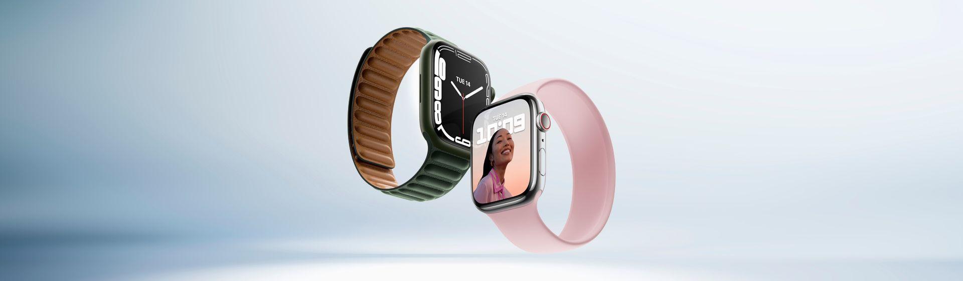 Apple Watch 7: conheça o novo smartwatch da Apple