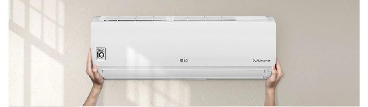 O que é Dual Inverter? Entenda como ar-condicionado da LG funciona