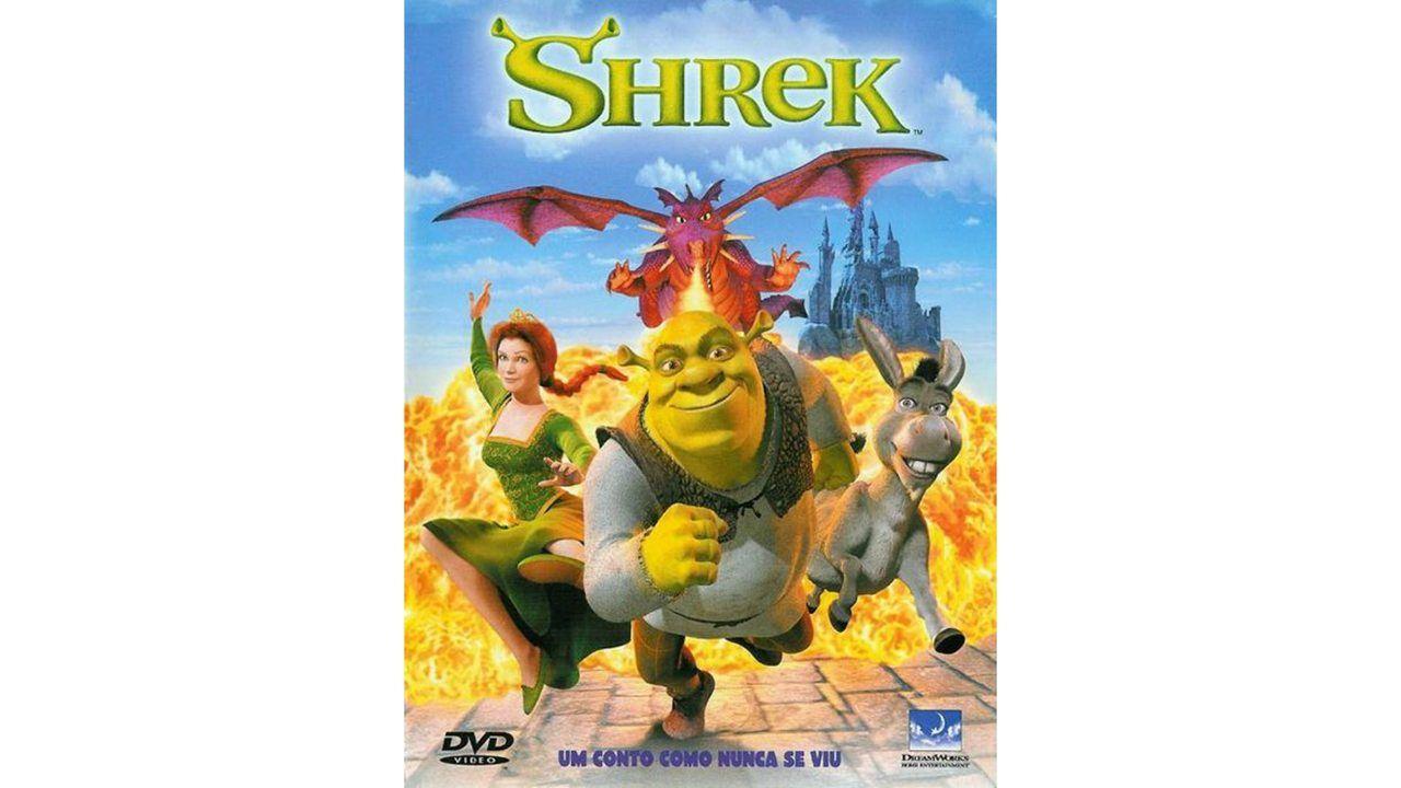 """Foto de divulgação do filme """"Shrek"""""""
