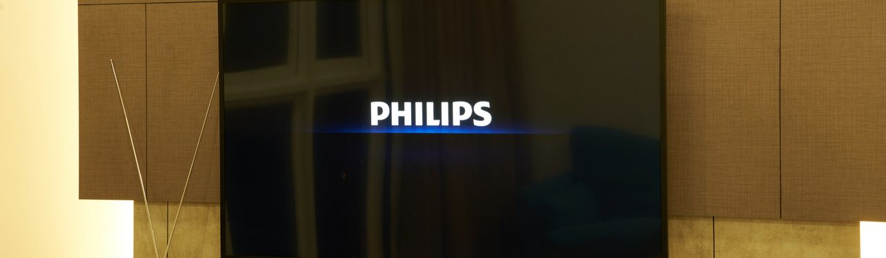 Como tirar legenda da TV Philips
