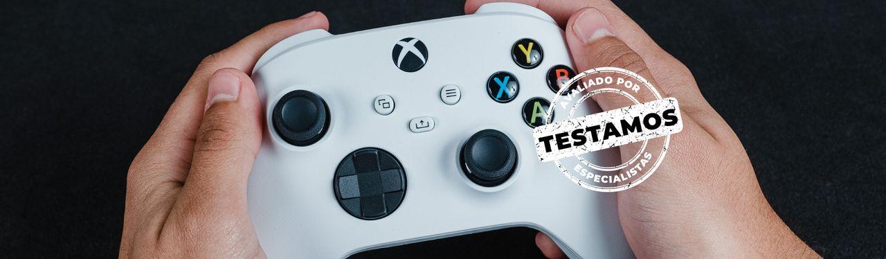 Controle Xbox Series X e S sem fio: um joystick bom em quase tudo