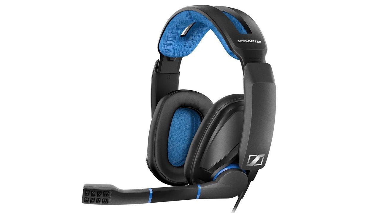 PS5 headset EPOS Sennheiser GSP 300 em destaque