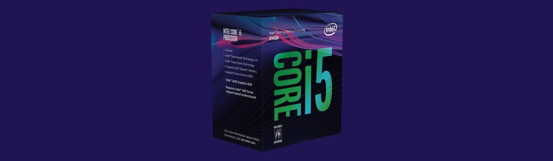 Intel Core i5 8400 ainda é bom? Analisamos o chip de oitava geração