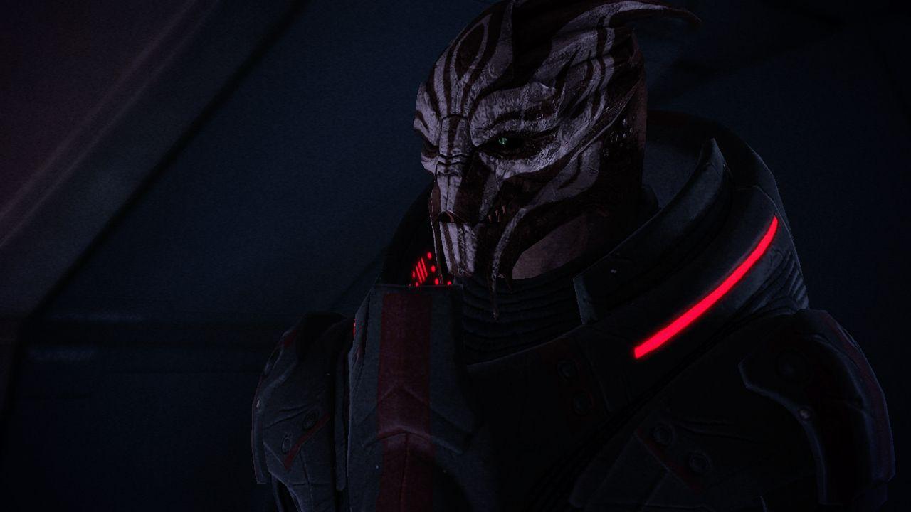 Personagem de Mass Effect