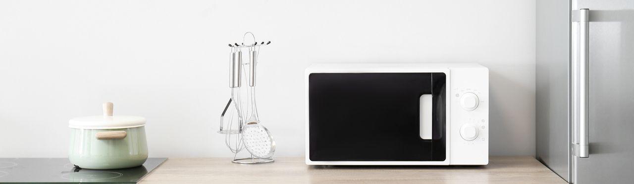 Micro-ondas branco: veja melhores modelos para comprar