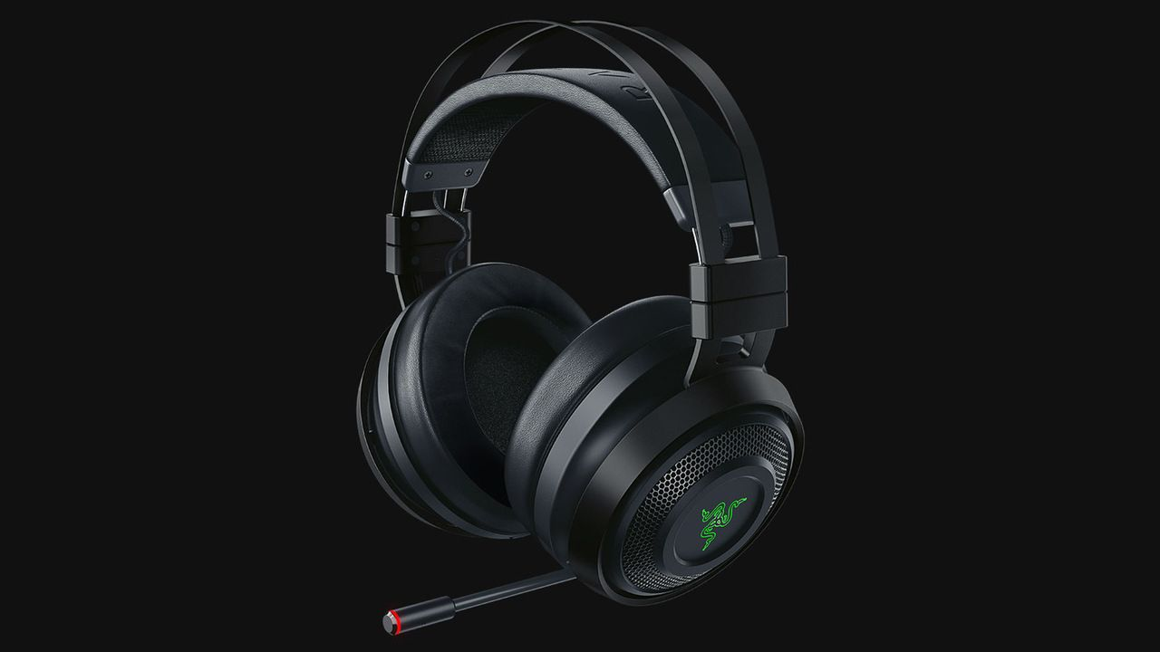Headset Playstation 5 modelo Razer Nari Ultimate