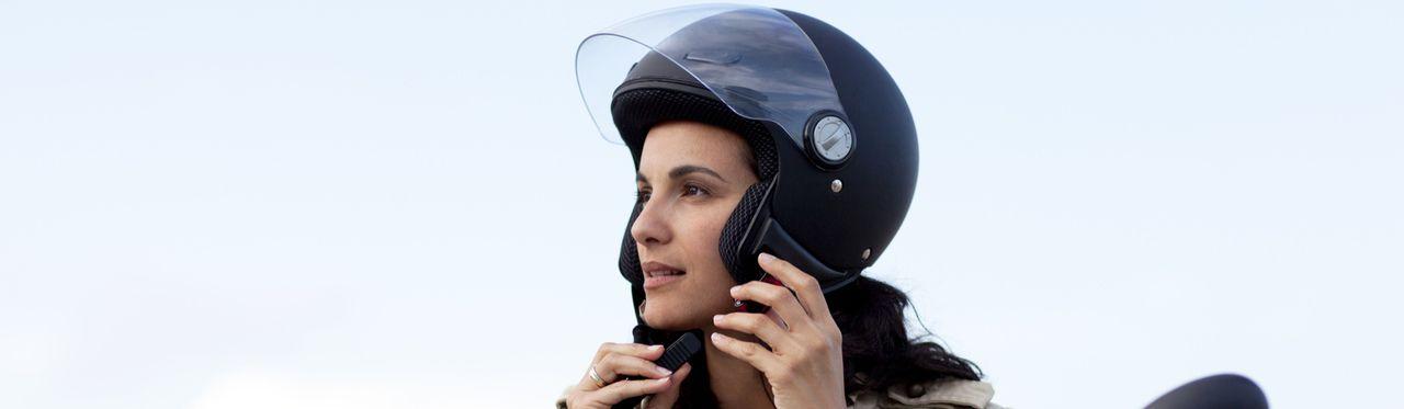 Capacete feminino para moto: confira as 10 melhores opções