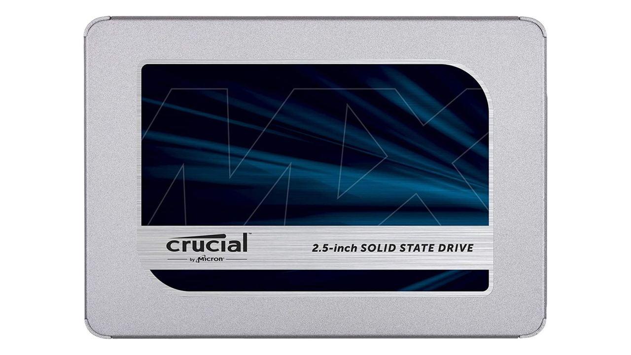 SSD 500GB Crucial MX 500