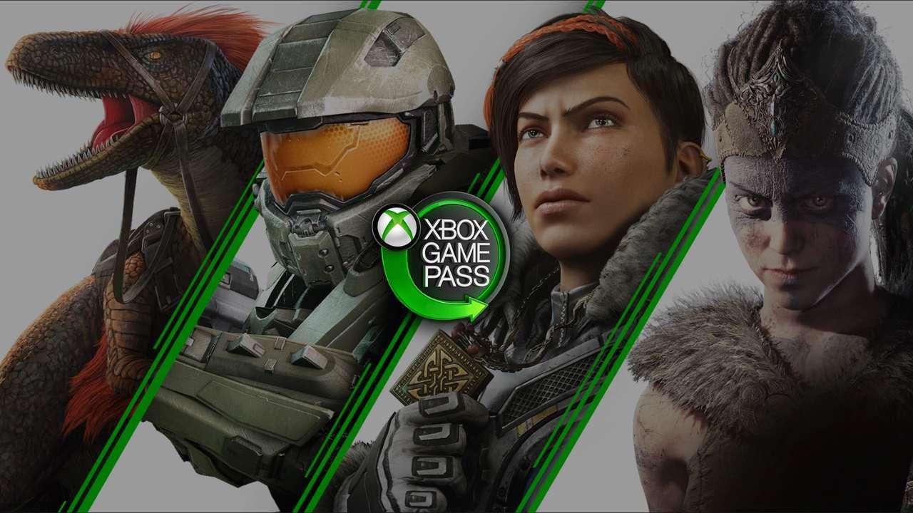 Jogos do Xbox Game Pass