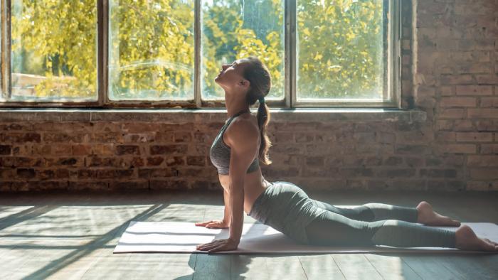 Veja tudo o que você precisa ter para praticar yoga em casa! (Imagem: Reprodução/Shutterstock)