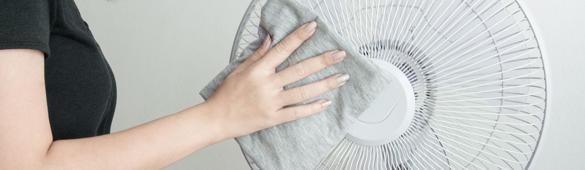 Como limpar ventilador com saco plástico? Descubra se o truque funciona
