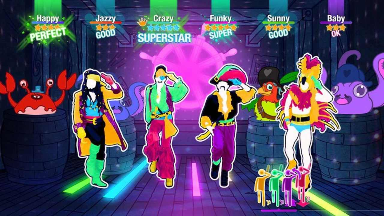 Print do game Just Dance