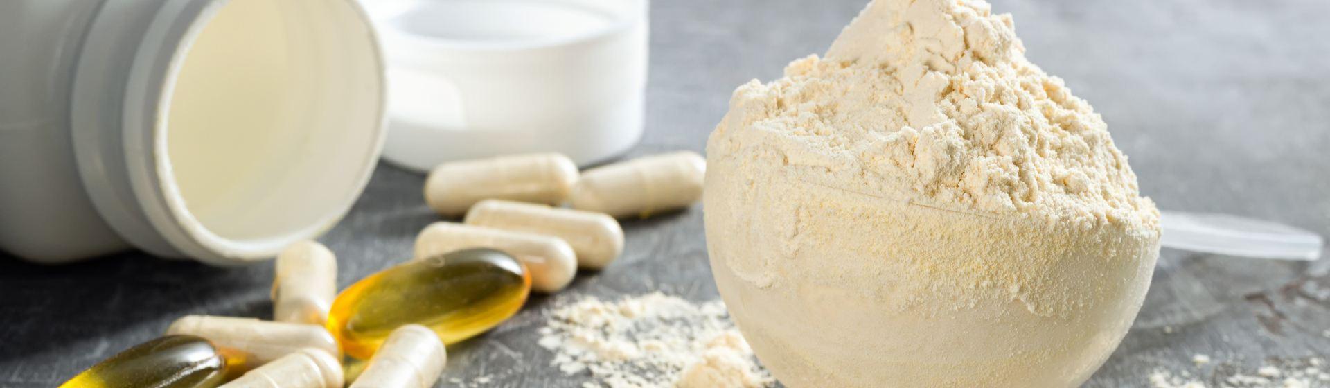 Os melhores suplementos para ganhar massa muscular, de acordo com uma nutricionista