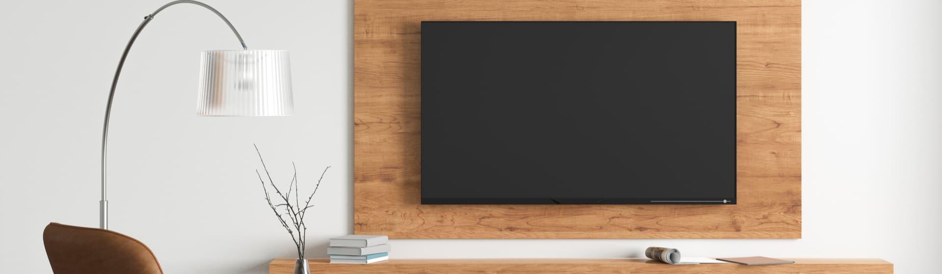Painel para TV 50 polegadas: veja melhores para sala e quarto