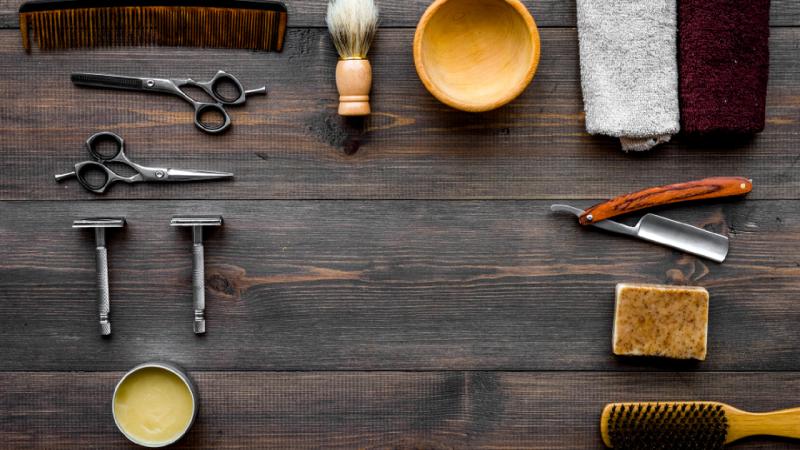 Entenda os ativos que compõem as fórmulas dos produtos para crescer barba (Imagem: Reprodução/Shutterstock)