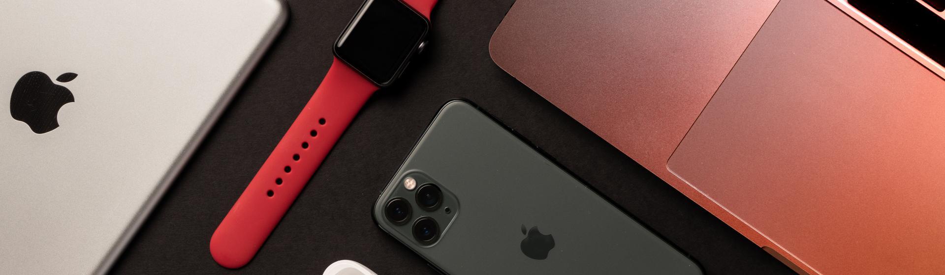 5 matches de produtos para quem é fã da Apple
