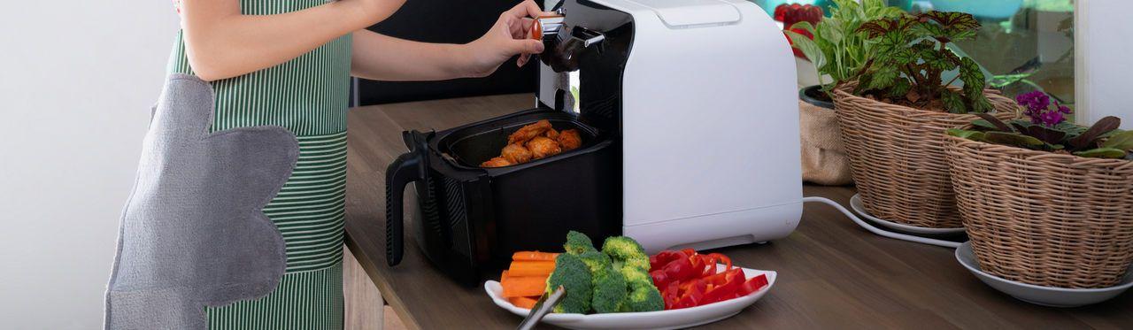 Air fryer: será que você realmente precisa de uma?