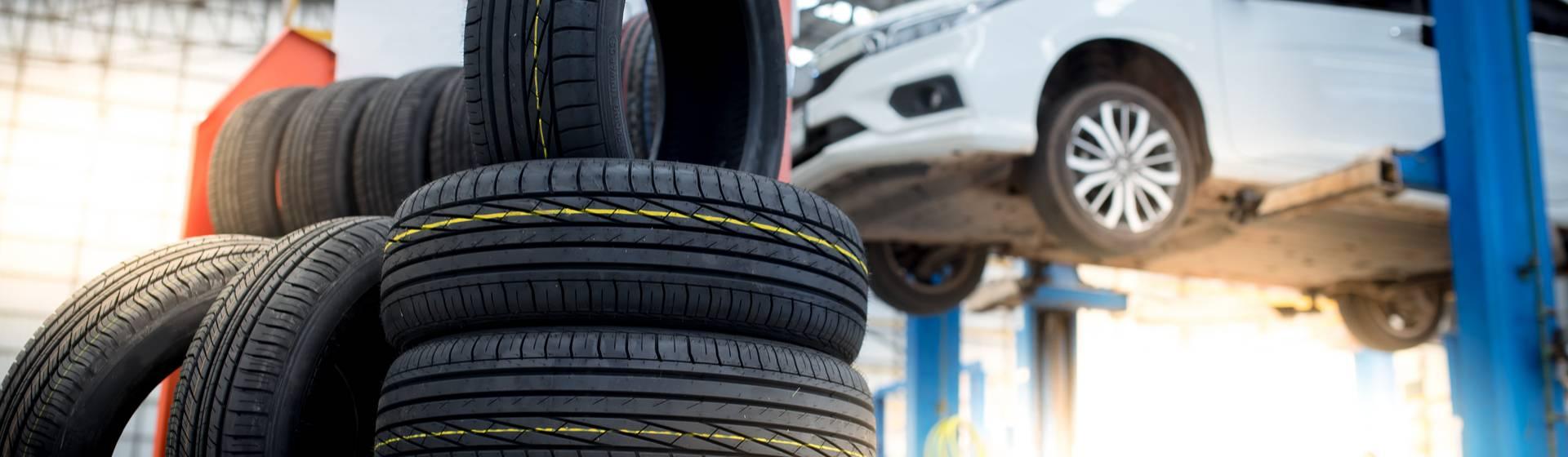 Troca de pneu: quando trocar e como fazer?