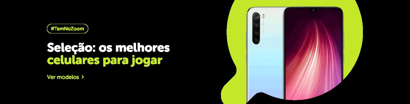 Seleção: os melhores celulares para jogar
