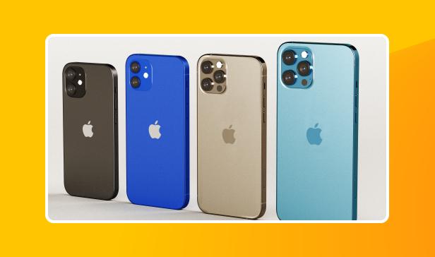 Tem do XR até o iPhone 13