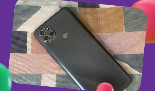 Imagem de Moto G9 Power
