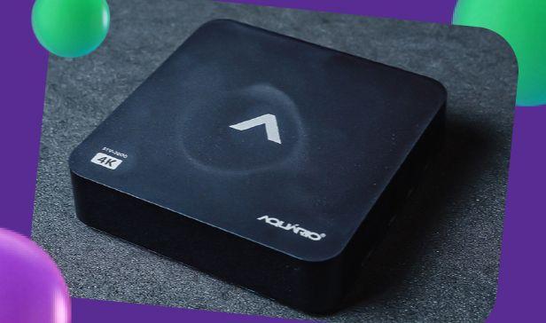 TV BOX AQUÁRIO STV-2000