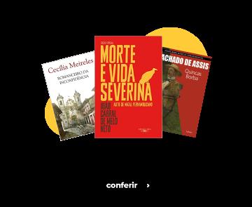 Separamos os livros dos maiores escritores brasileiros para você
