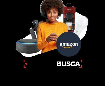 É hoje Live Terça Tech Amazon e Buscapé