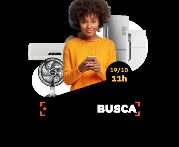 É amanhã live Buscapé