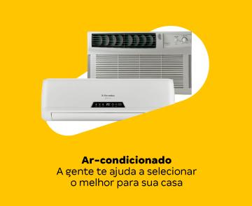 Ar-condicionado para sua casa