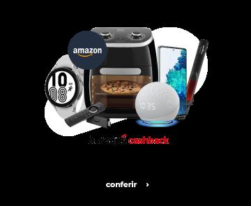 Cashback Amazon e Buscapé