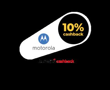Cashback Motorola