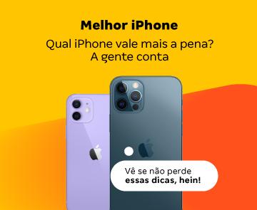 iPhones que valem a pena