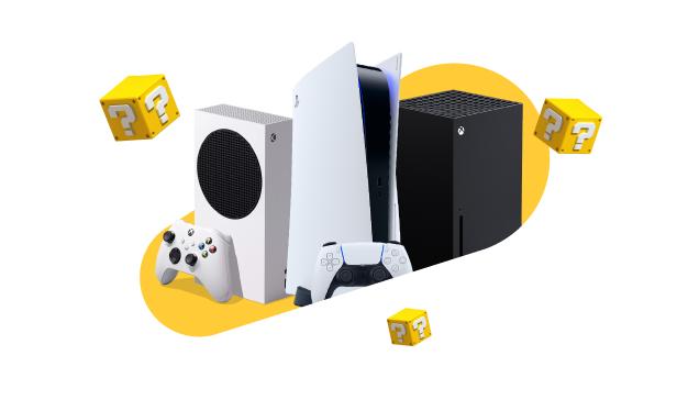 Imagem de Consoles