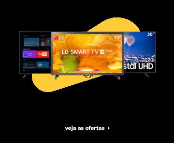 Procurando TV por até R$ 2.500? Deixa que a gente te ajuda!